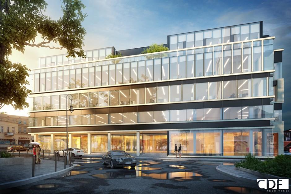 Immobile prezentuje projekt nowego biurowca w Bydgoszczy