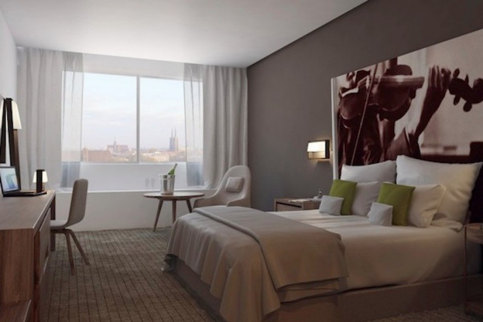 Kolejna luksusowa sieć hoteli wkroczy do Wrocławia
