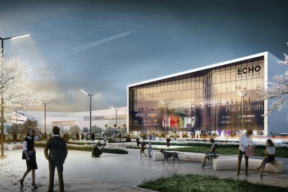 Echo zbuduje w Katowicach duża galerię handlową