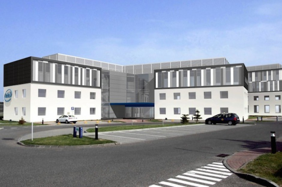 Allcon rozpoczął nowy etap parku biurowego w Gdańsku