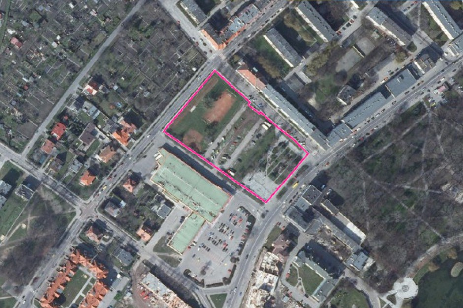 Władze Raciborza chcą centrum handlowego