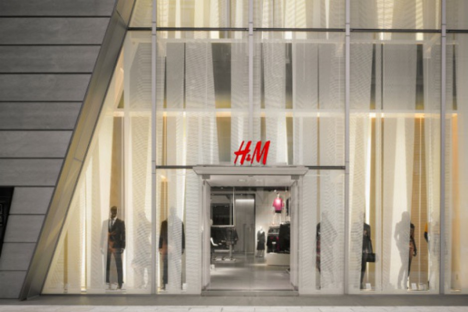 Sprzedaż H&M idzie w górę