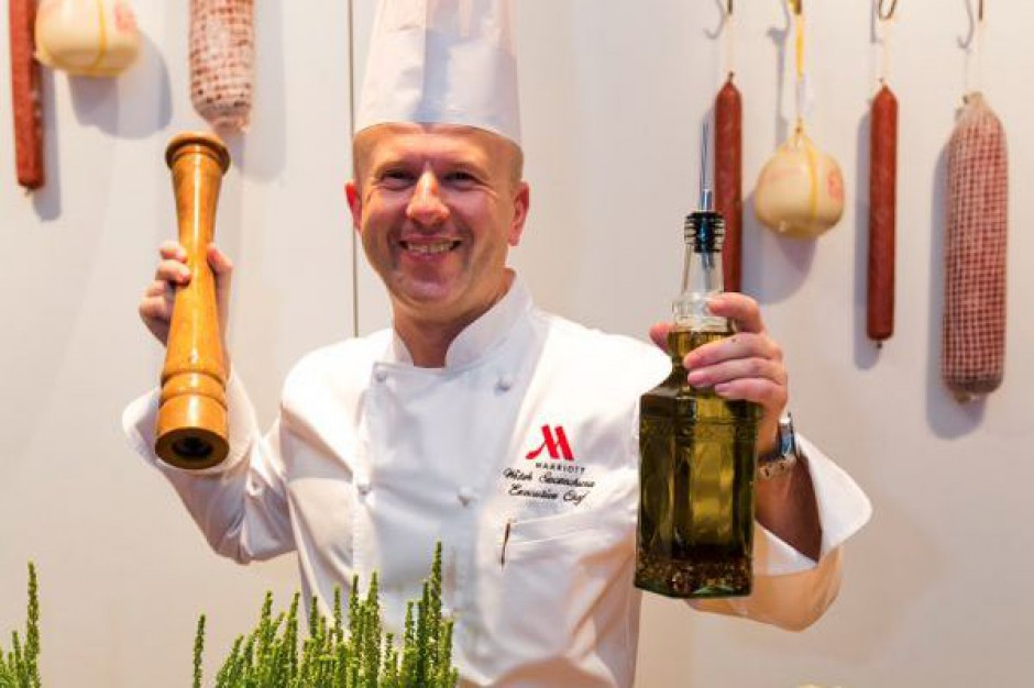 Marriott ma nowego szefa kuchni