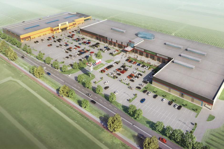 Elbfonds ma pozwolenie na budowę w Kutnie