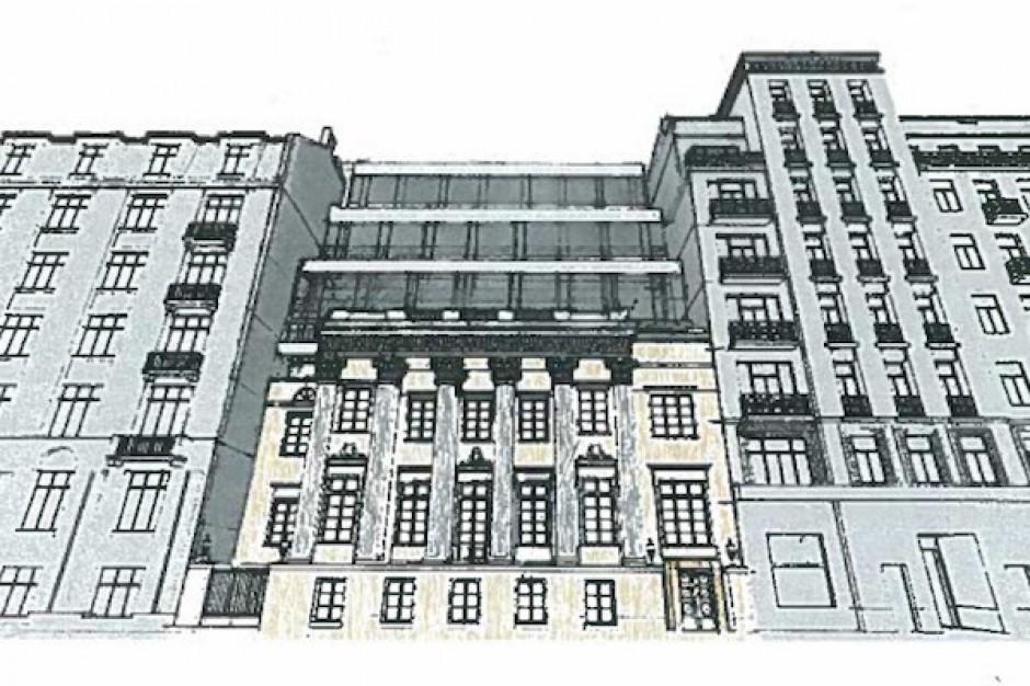 Griffin przebuduje Pałac Szuchów