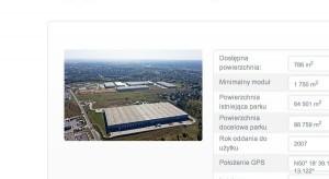Mapa największych inwestycji magazynowo-logistycznych w Polsce - wypróbuj unikalne narzędzie