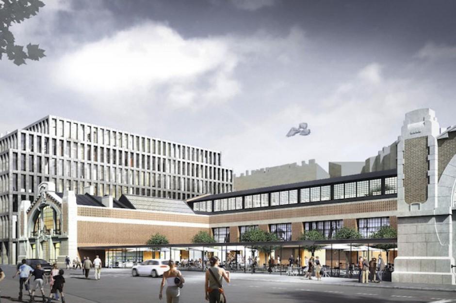 Budowa Hali Koszyki ruszy pod koniec roku