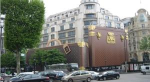 Louis Vuitton już szykuje się do otwarcia. Wolf Bracka zmieni się nie do poznania!