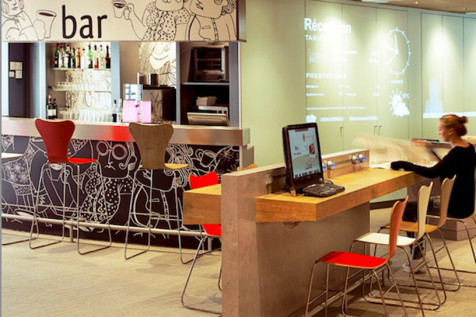Hotele Ibis w Polsce zmienią się - zobacz zdjęcia