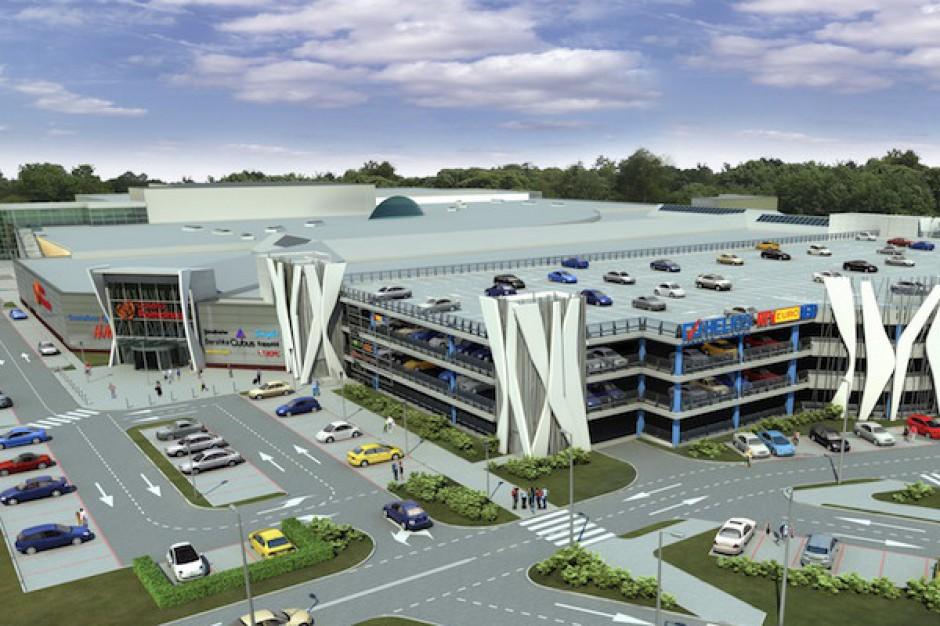 Rozbudowa Galerii Pomorskiej przyciąga silne marki