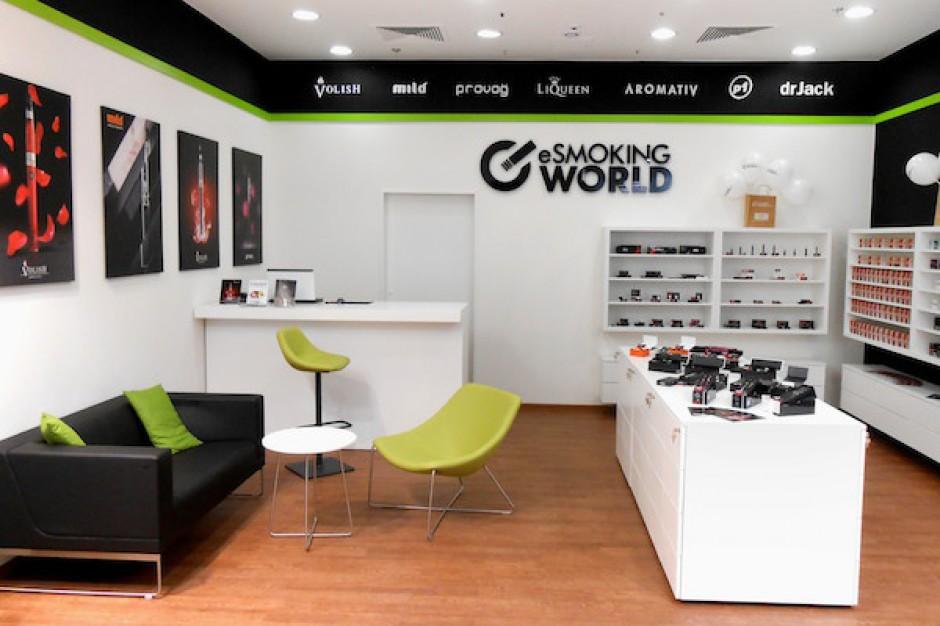 eSmoking World nowym najemcą Manufaktury