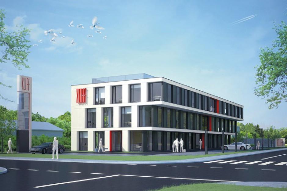 Trwają prace nad nowym projektem biurowym w Lublinie