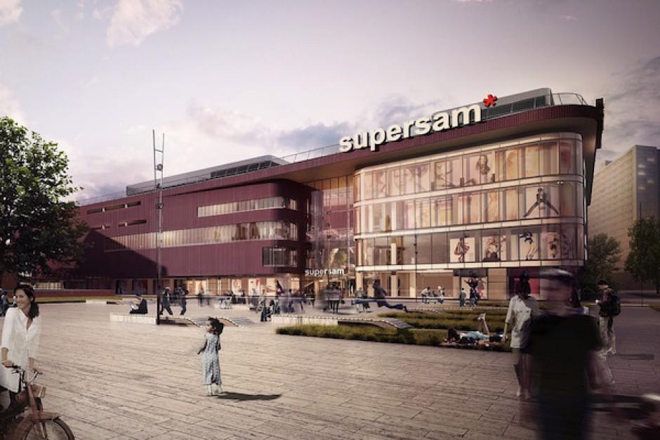 Griffin zbuduje nowe centrum handlowe w Katowicach