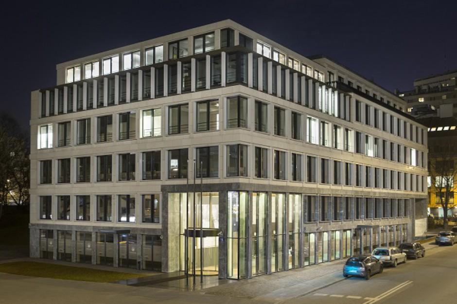 Carpathia Office House z ekologicznym certyfikatem