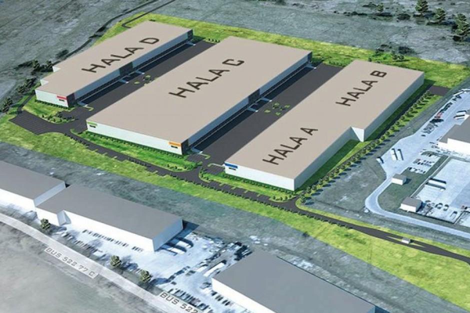 Pierwsza hala North-West Logistic Park wynajęta