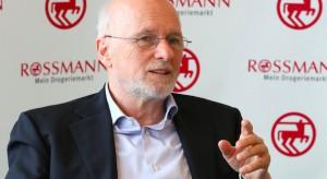Dirk Rossmann w Polsce. Zapowiada 600 nowych lokalizacji i 9-miliardowe obroty