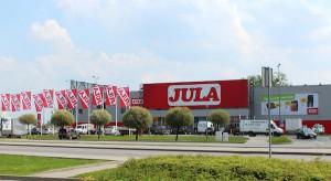Jula wchodzi do Szczecina
