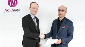 Konrad Leszczyński dyrektorem hotelu sieci Focus