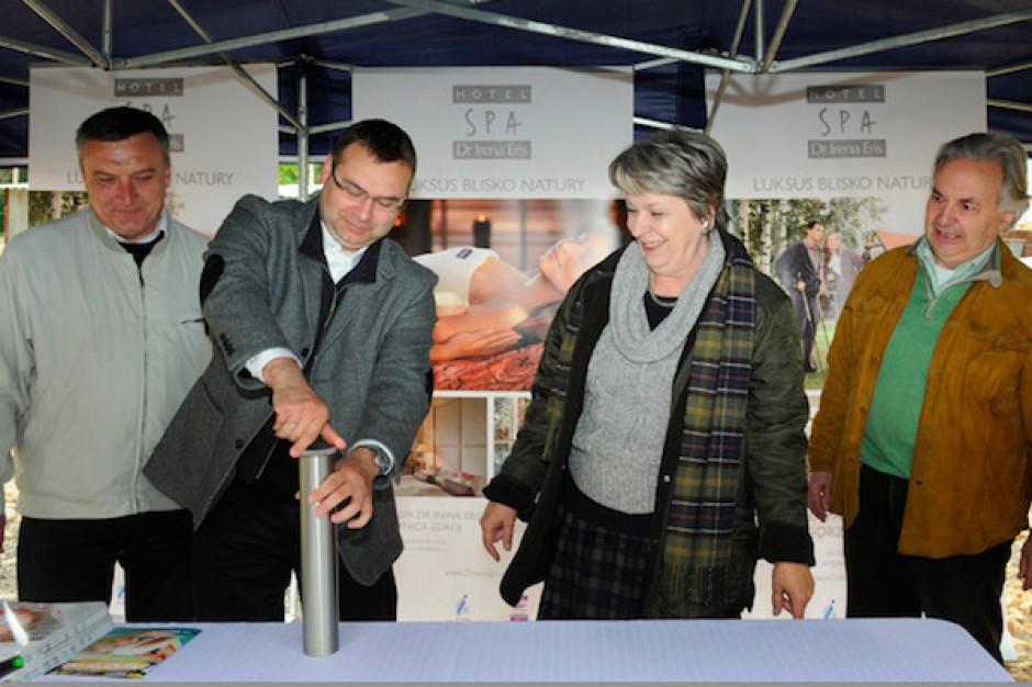 Kolejny krok w realizacji nowej inwestycji dr Ireny Eris - zobacz zdjęcia