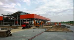 Budowa Bramy Pomorza przyspiesza