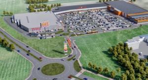 Ruszyła budowa kolejnego etapu centrum handlowego w Sochaczewie