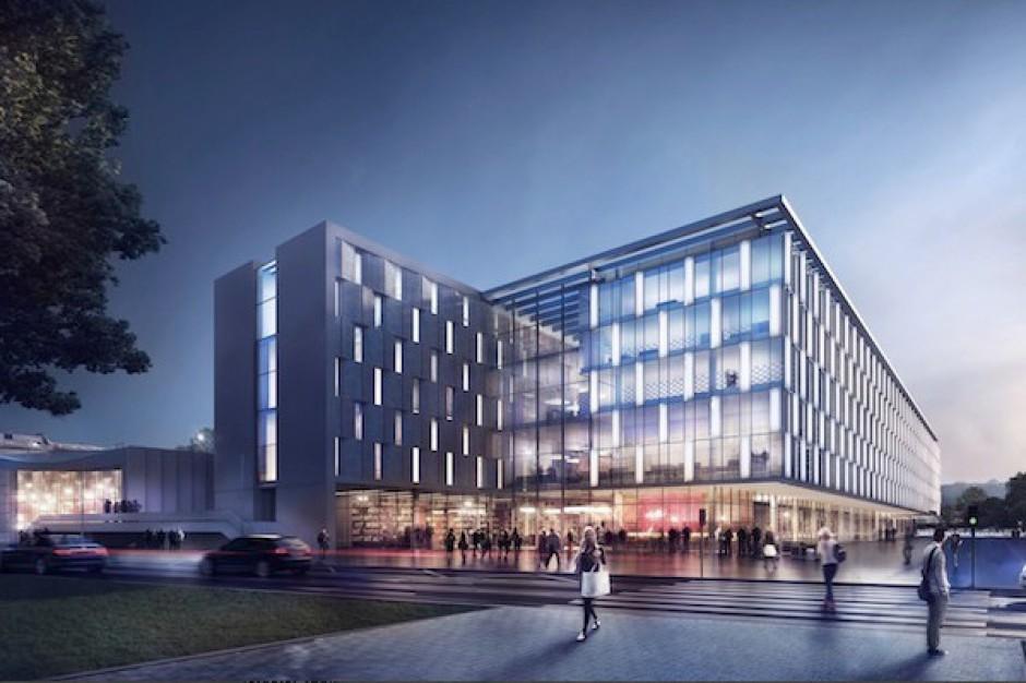 Echo Investment walczy o Cracovię - zobacz najnowszy projekt inwestycji