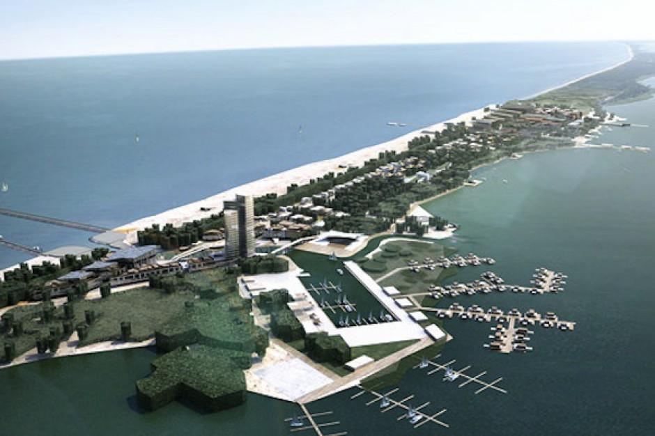 Budowa potężnego kurortu nad Bałtykiem coraz bliżej