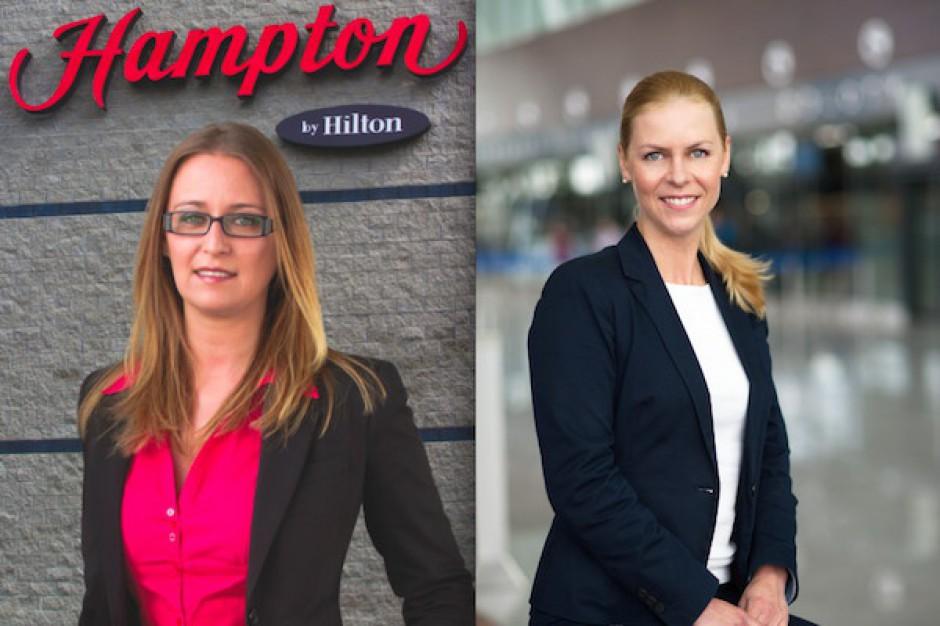 Port-Hotel wybrał dyrektorów sprzedaży hoteli Hampton by Hilton