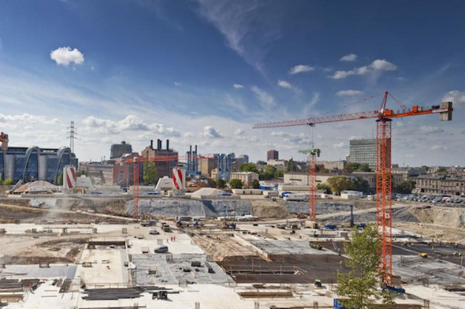 Przyjęto plany zagospodarowania przestrzennego dla Nowego Centrum Łodzi