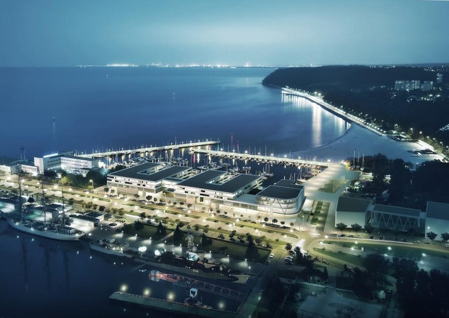 Nowa Marina Gdynia