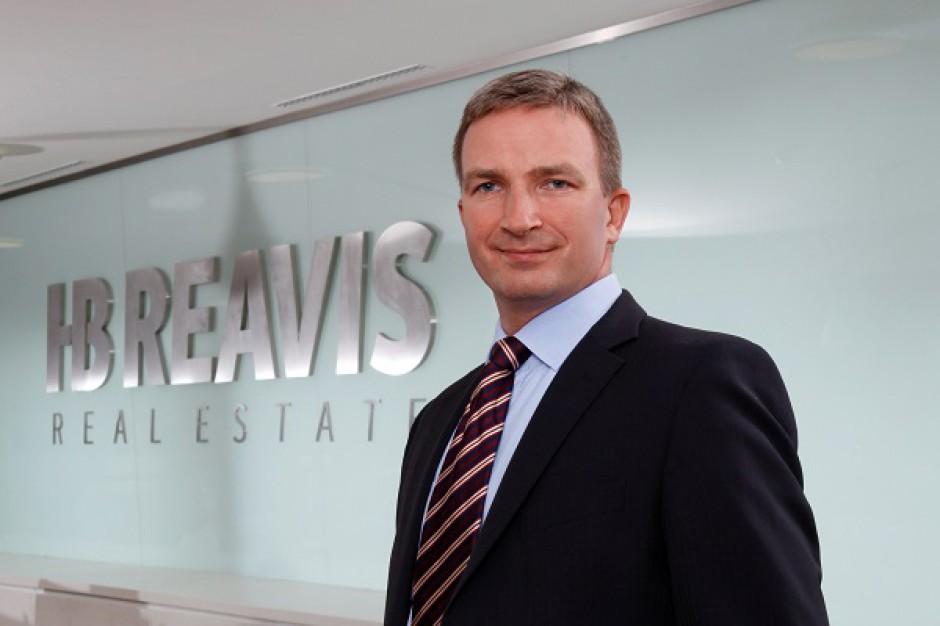 HB Reavis będzie budować przy Chmielnej tak wysoko, jak tylko się da