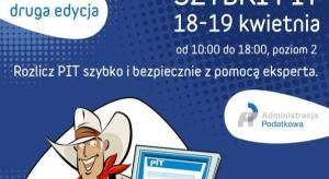 Szybki PIT ponownie w Poznań City Center