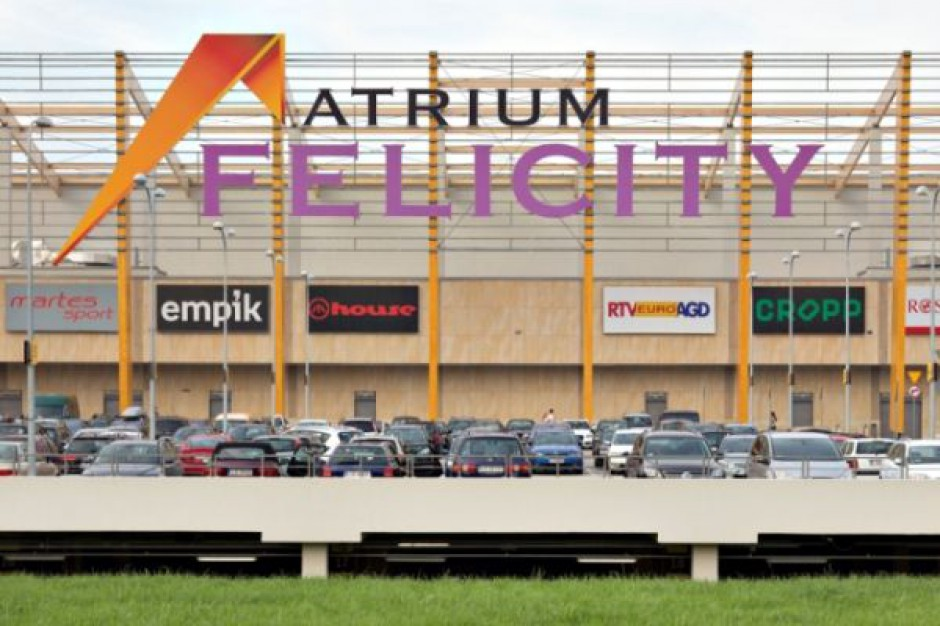 Atrium Felicity proponuje klientom nową usługę
