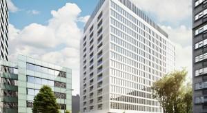 Skanska wmurowała kamień węgielny pod biurowiec w centrum Warszawy