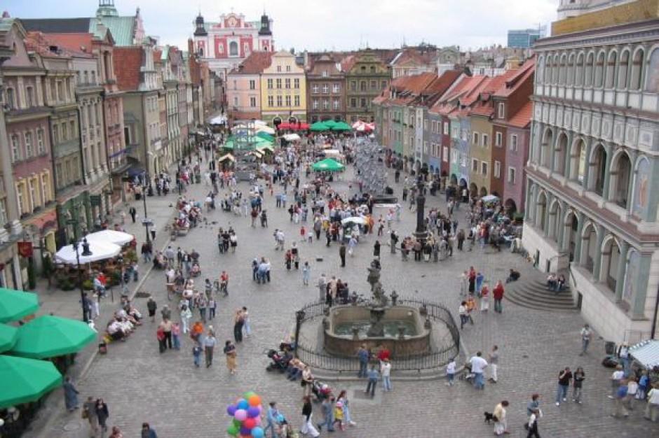 Rośnie popularność Poznania jako destynacji turystycznej