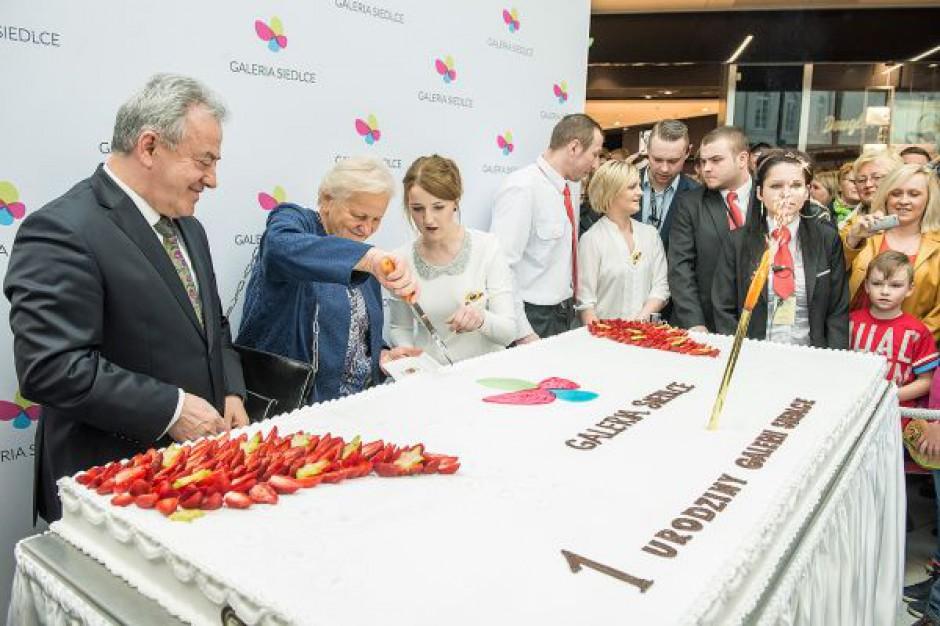 Galeria Siedlce świętowała pierwsze urodziny