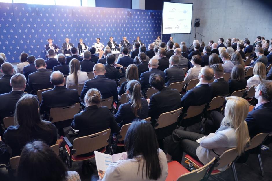 Sesja Rynek nieruchomości komercyjnych w Polsce w obiektywie