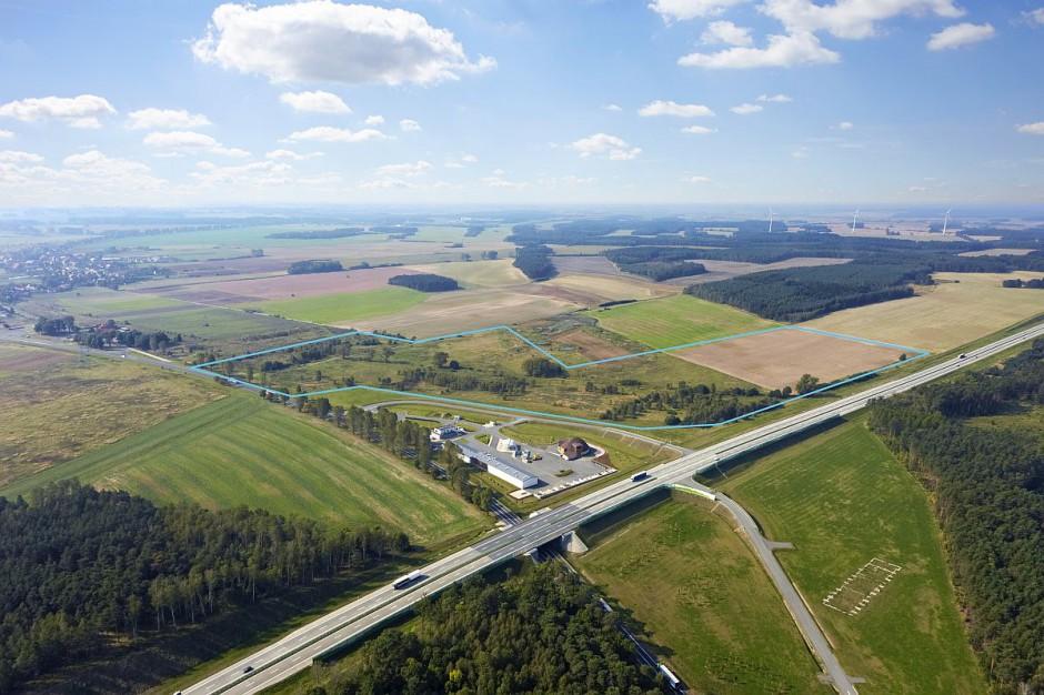 Atrakcyjna oferta sprzedaży terenu pod inwestycję przy autostradzie A2 Poznań - Berlin