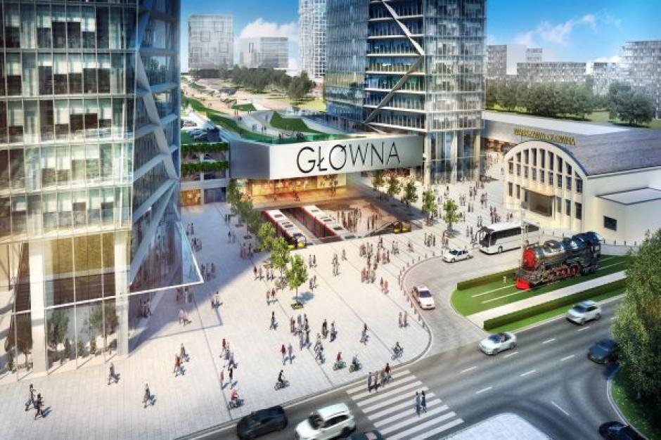 Wielka zmiana w centrum Warszawy dzięki PKP i Immofinanz