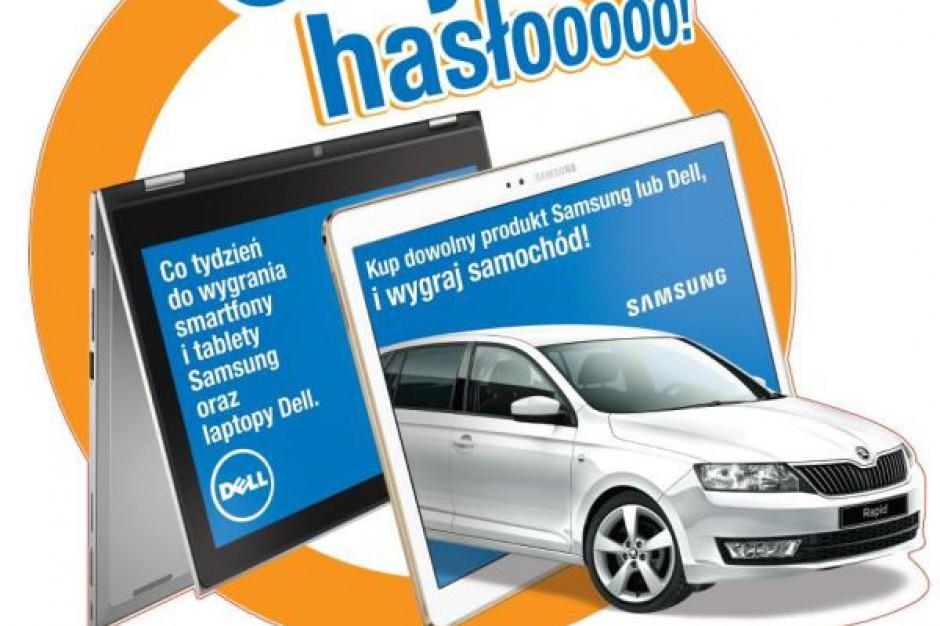 Komputronik podaruje auto w zamian za hasło reklamowe