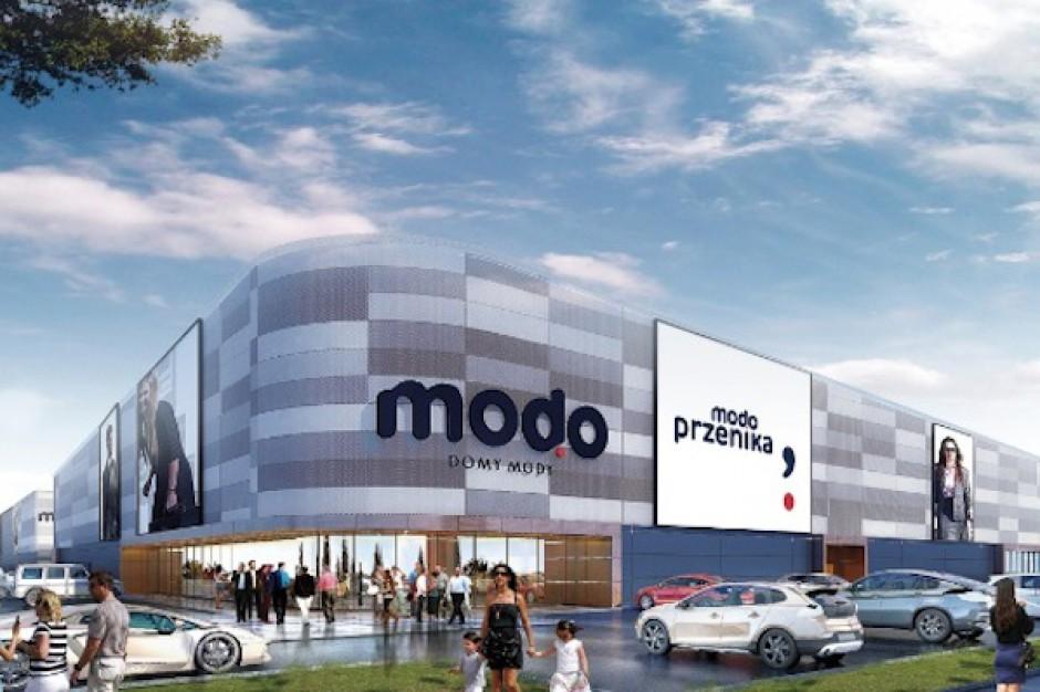 Męskie marki wchodzą do MODO