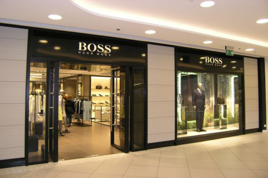 Hugo Boss bez szefa