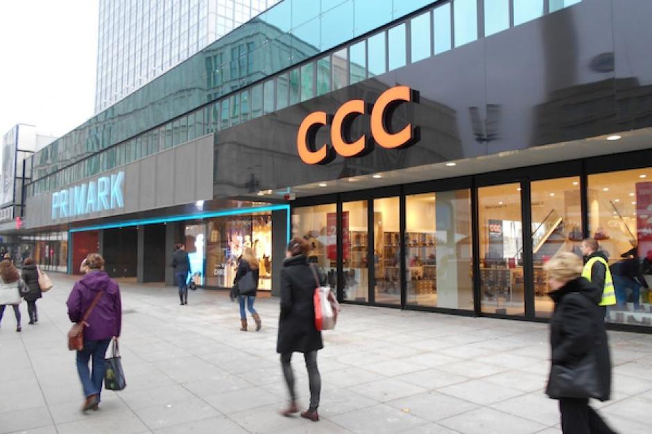 CCC zwiększy powierzchnię sklepu w katowickiej galerii