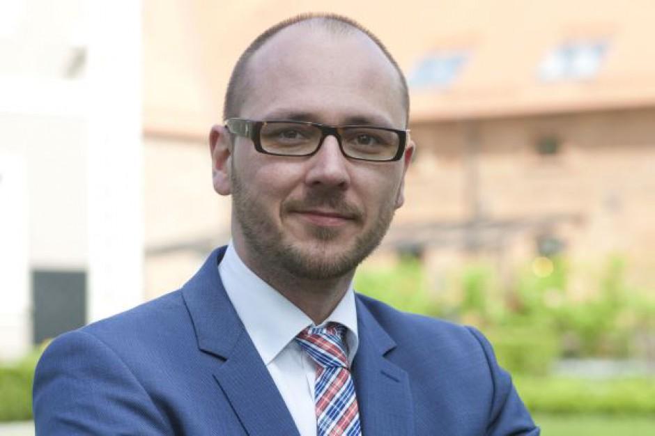 Zamek Topacz z nowym dyrektorem
