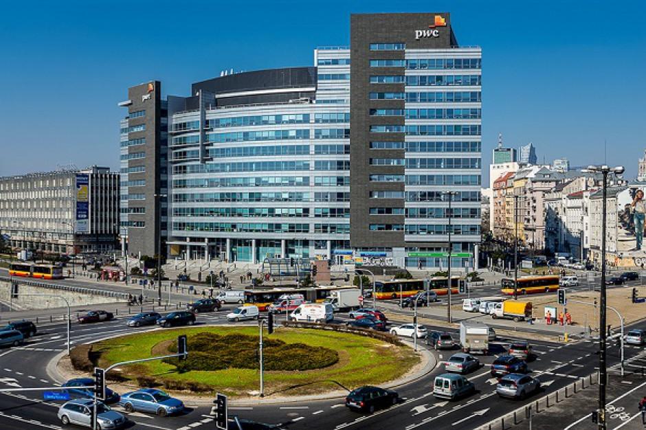 International Business Center z najemcą
