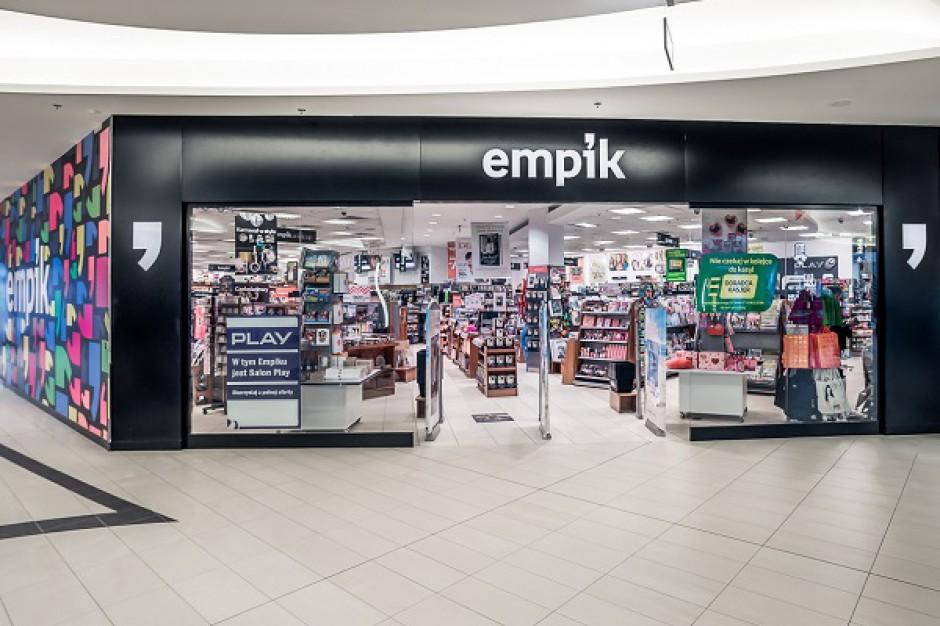 Grupa Empik ze wzrostem przychodów i straty netto