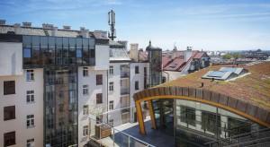 Zielone dachy wizytówkami nieruchomości komercyjnych