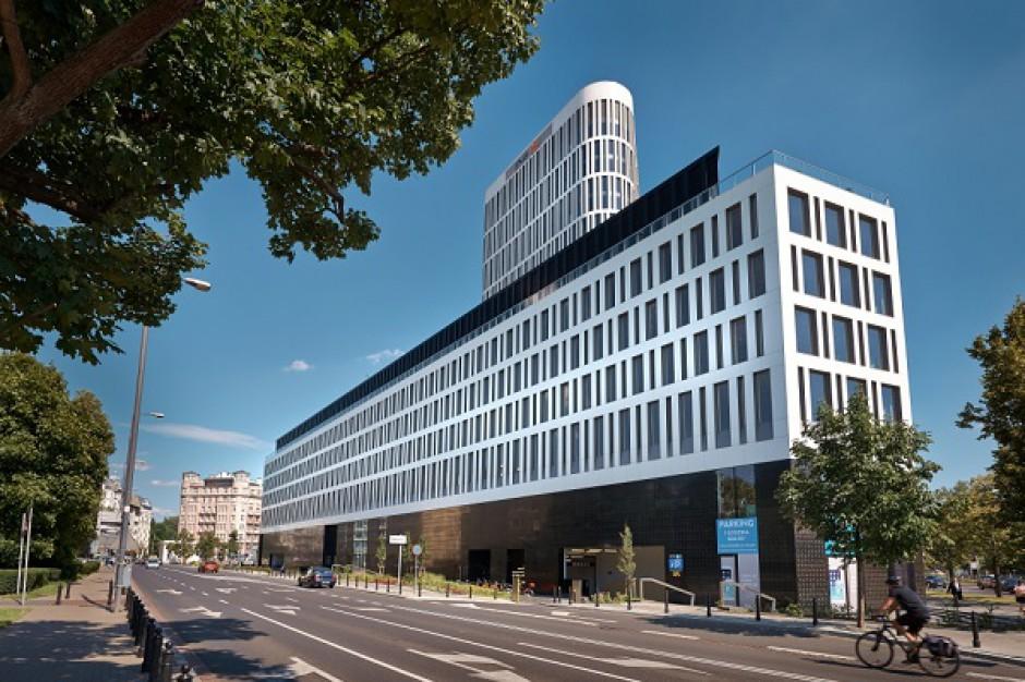 Plac Unii z nowym najemcą biurowym