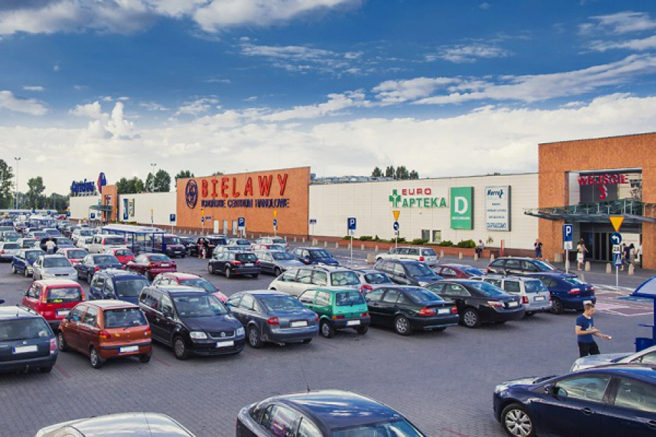 Centrum Handlowe Bielawy z certyfikatem BREEAM