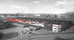 Postępy na budowie 7R Logistic Kraków-Kokotów